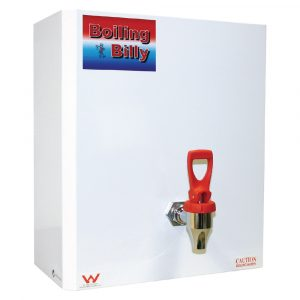 Boiling Water Unit - Billy Boiling Hot Water Wall Mounted unit available from Aquaone Australia, Morningside Brisbane
