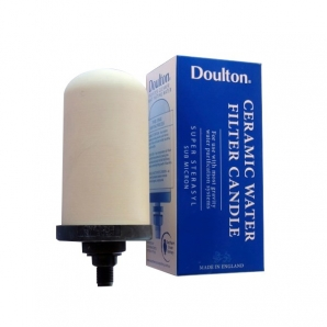 Doulton Super Sterasyl Imperial Ceramic Candle Filter stocked by Aqua One Australia, Brisbane.