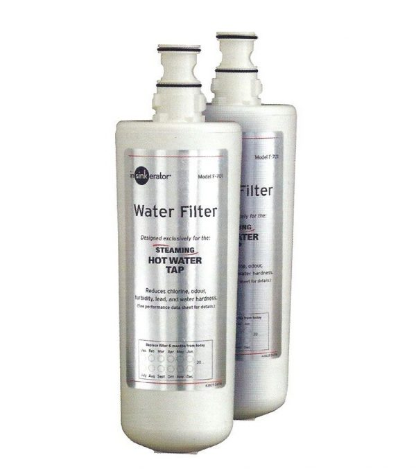 InSinkErator Water Filters and replacement cartridges are stocked by Aqua One Australia