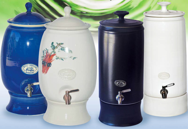 CERAMIC WATER FILTERS / URNS